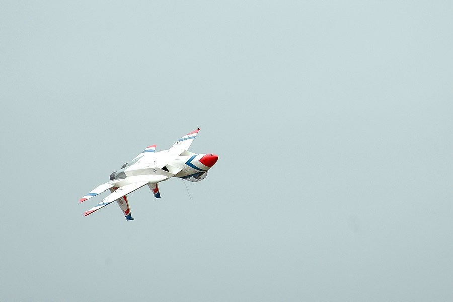 Inverted display pass, Florida Jets 2007